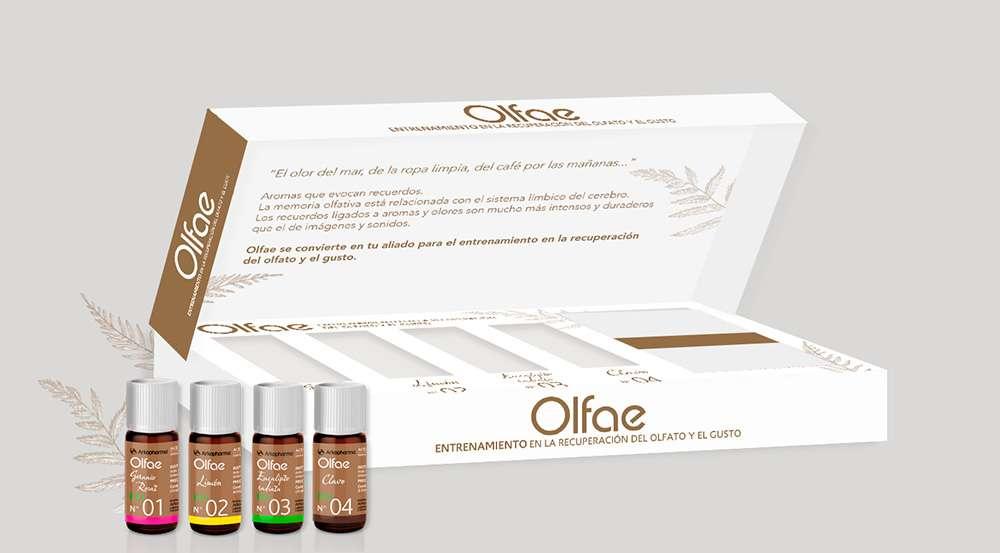 kit entrenamiento recuperacion olfato y gusto