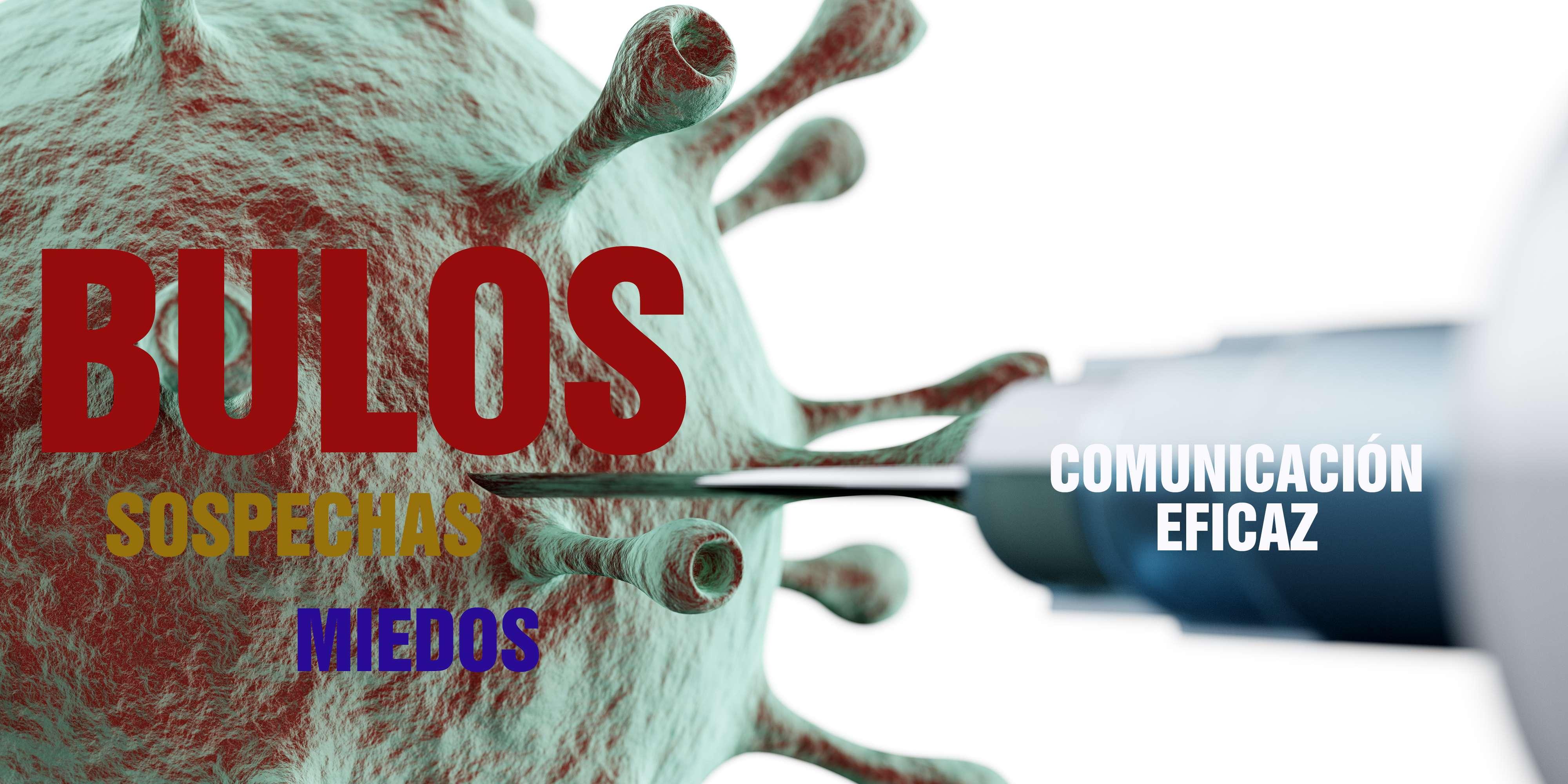 Claves para la comunicación eficaz sobre las vacunas del Covid-19 - COM  SALUD