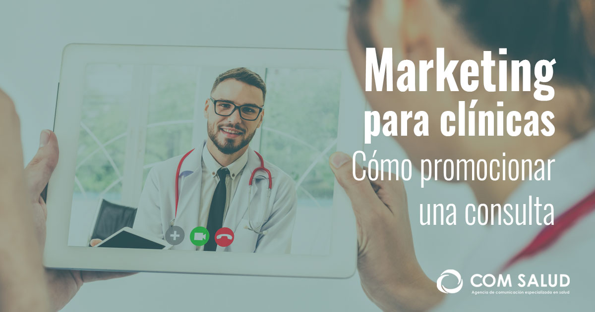 Marketing para consultas clínicas